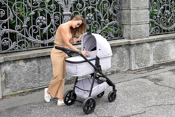 MAST M4 – единствената бебешка количка, от която ще имате нужда