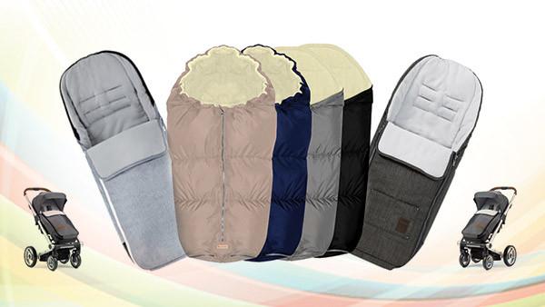 Термочувалчета за бебешки колички
