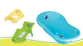 Детски продукти за банята