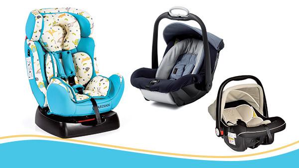 Бебешки и детски столчета за кола