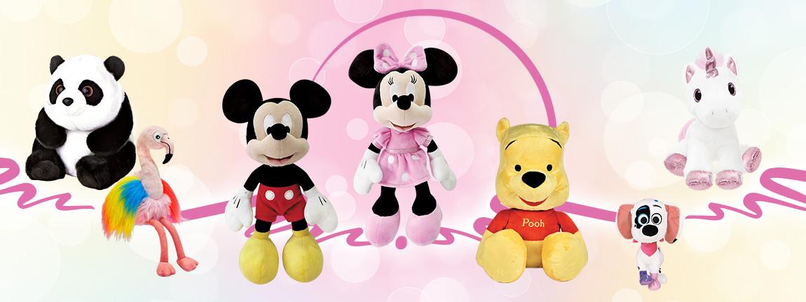 Детски Плюшени играчки