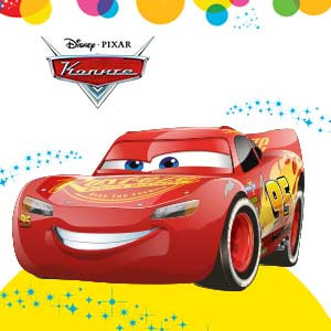 Играчки на тема Cars