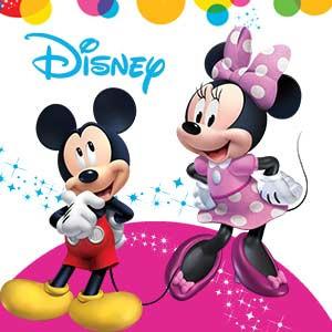 Играчки на тема Mickie and Minnie