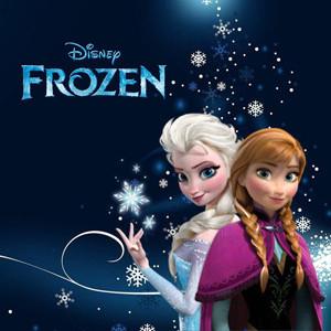 Играчки на тема Frozen