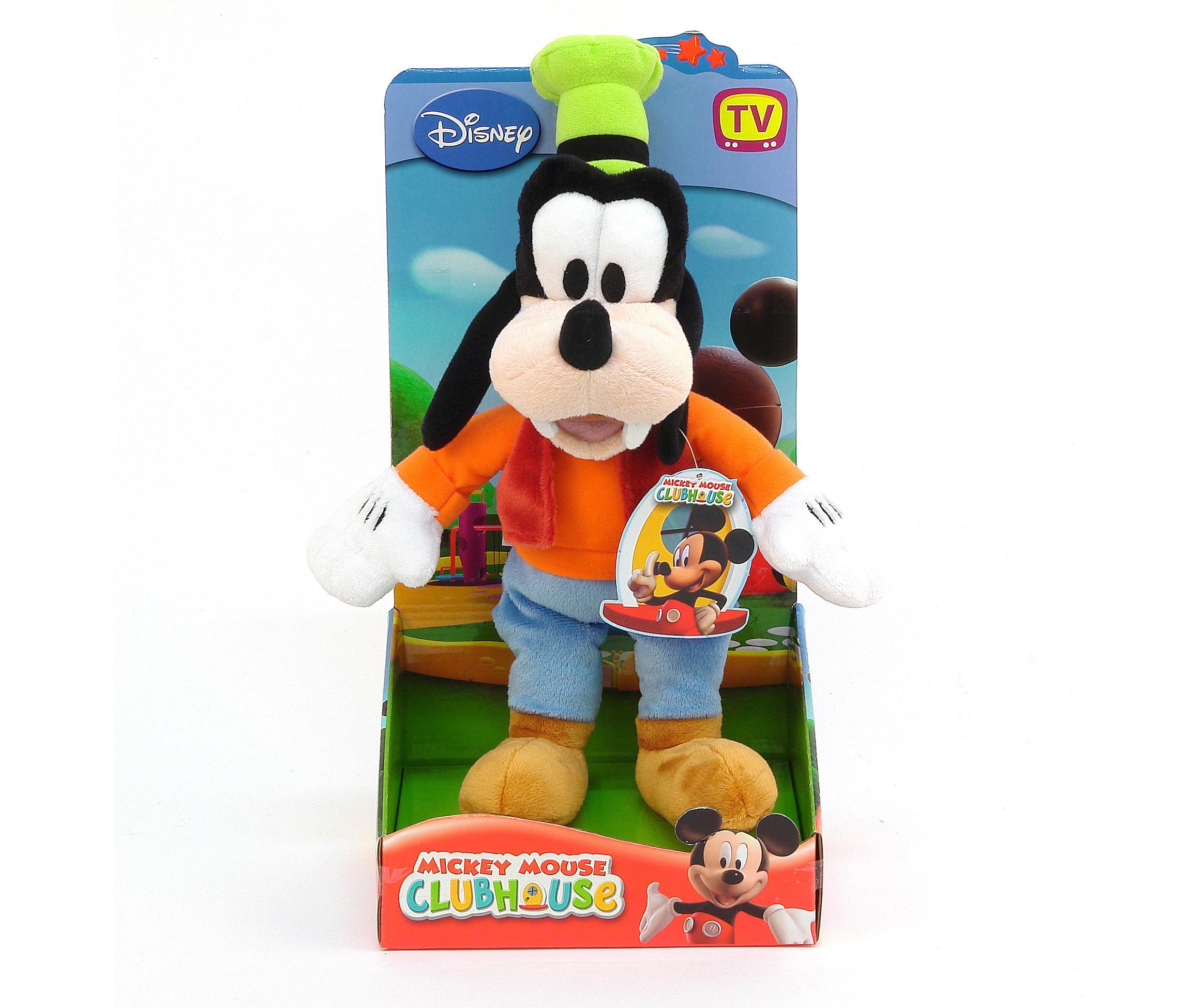 Плюшени играчки Disney Mickey and Minnie PDP0800573