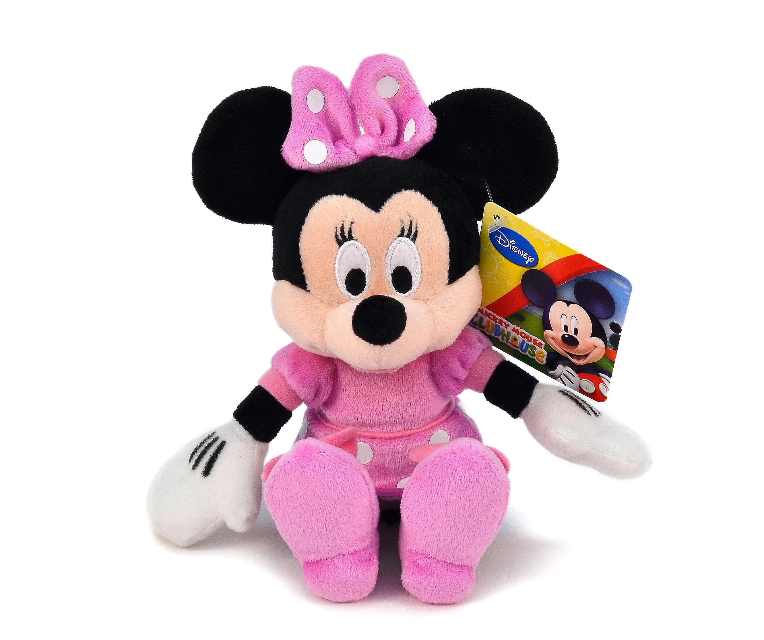 Плюшени играчки Disney Mickey and Minnie PDP1100448