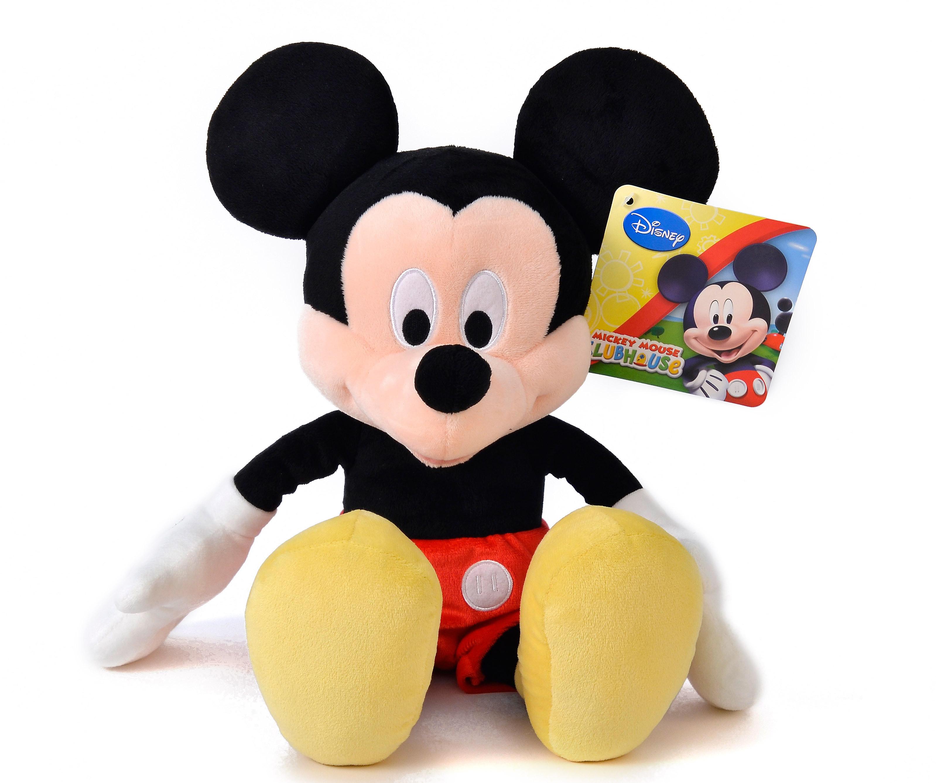 Плюшени играчки Disney Mickey and Minnie PDP1100463