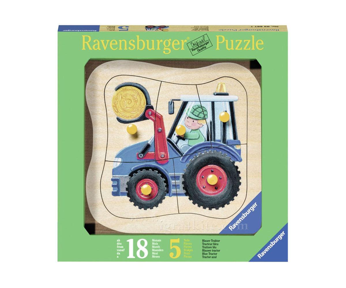 Детски пъзели Ravensburger Детски пъзели 3229