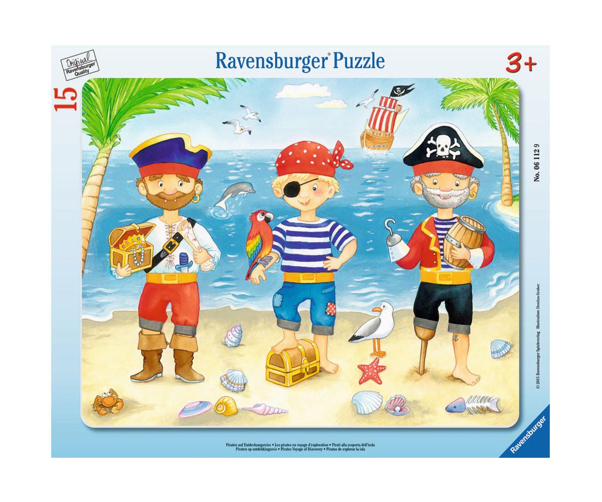 Детски пъзели Ravensburger Детски пъзели 6112