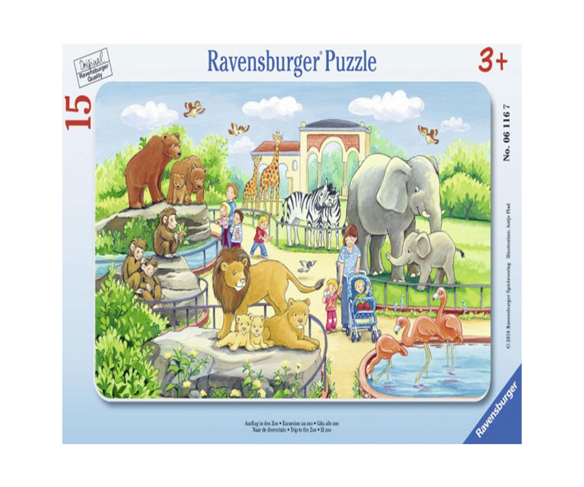 Детски пъзели Ravensburger Детски пъзели 6116
