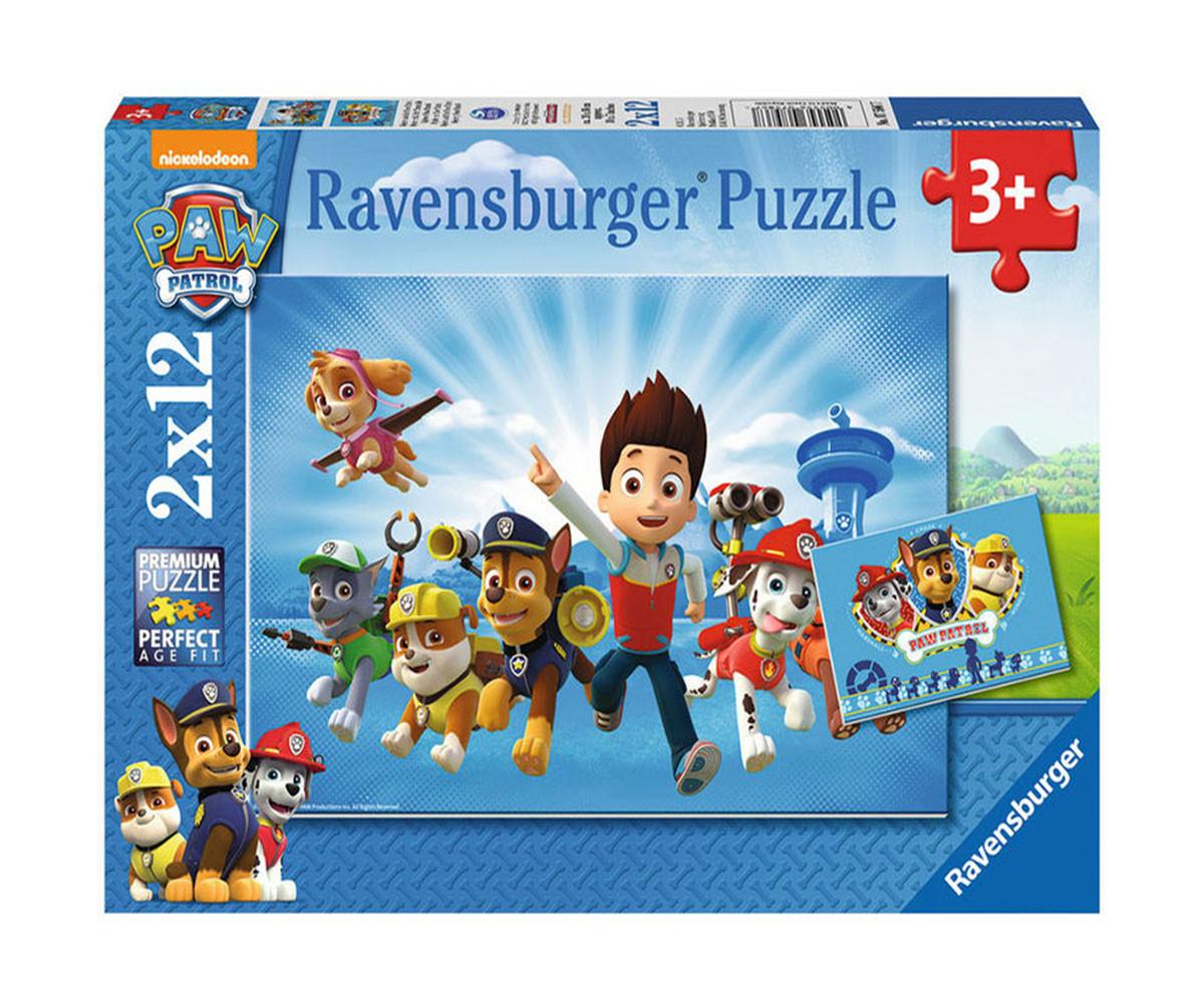 Детски пъзели Ravensburger Детски пъзели 7586