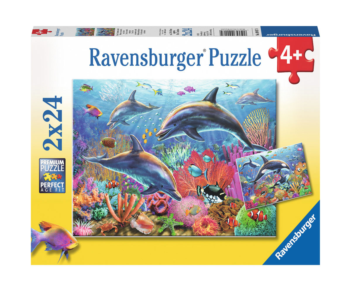 Детски пъзели Ravensburger Детски пъзели 9017