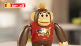 Забавна Chimpy Маймунка