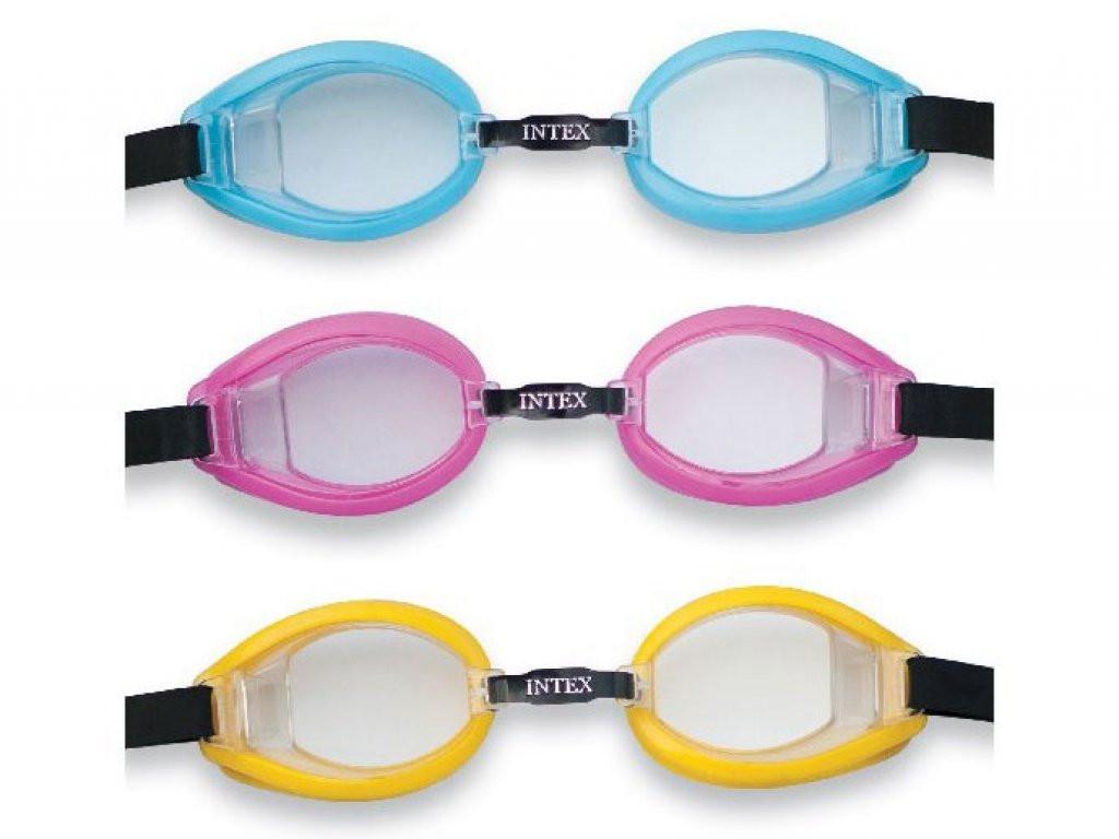 c053aaf7361 Очила за плуване INTEX Splash, асортимент | КОМСЕД
