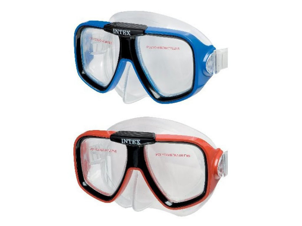 Шнорхели, маски и плавници INTEX Wet Set 55974