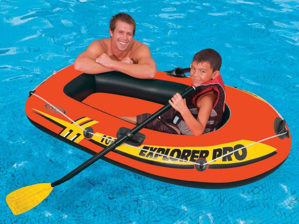 Детски лодки INTEX Boats 58355NP