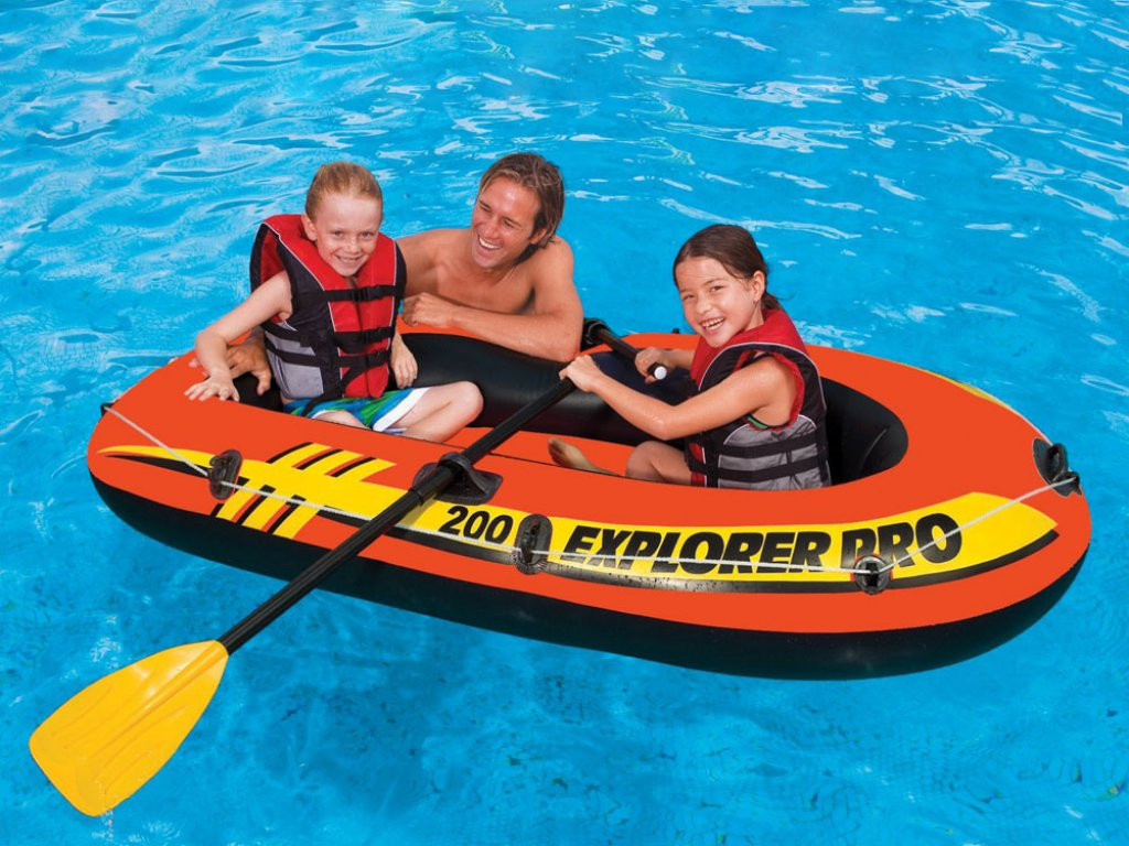 Детски лодки INTEX Boats 58356NP