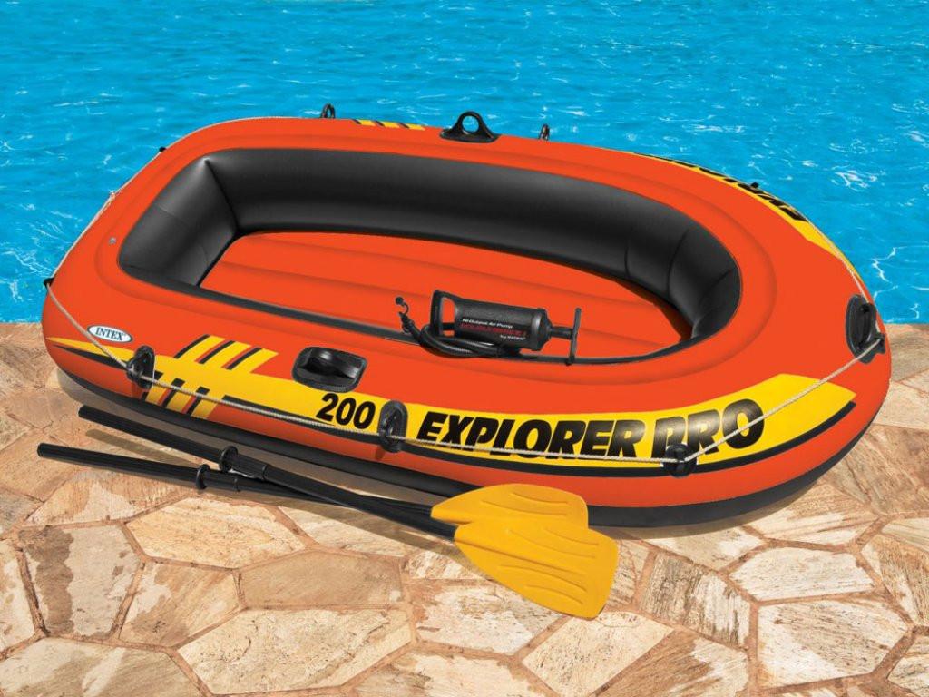 Детски лодки INTEX Boats 58357NP