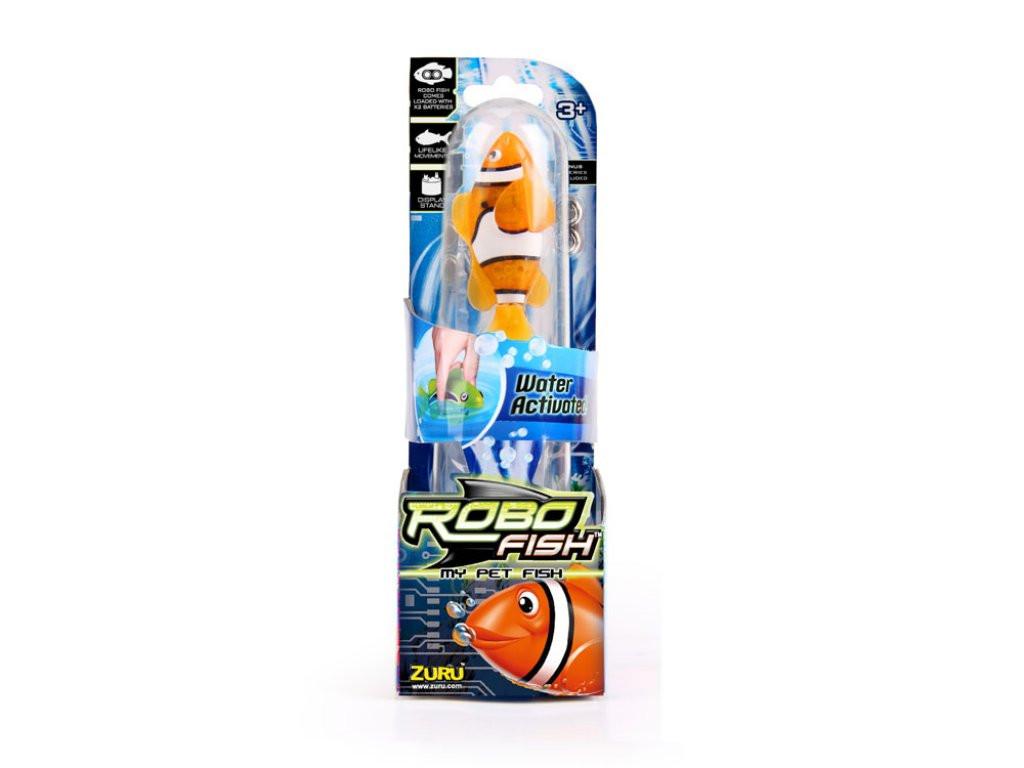 Забавни играчки ZURU RoboFish 2501