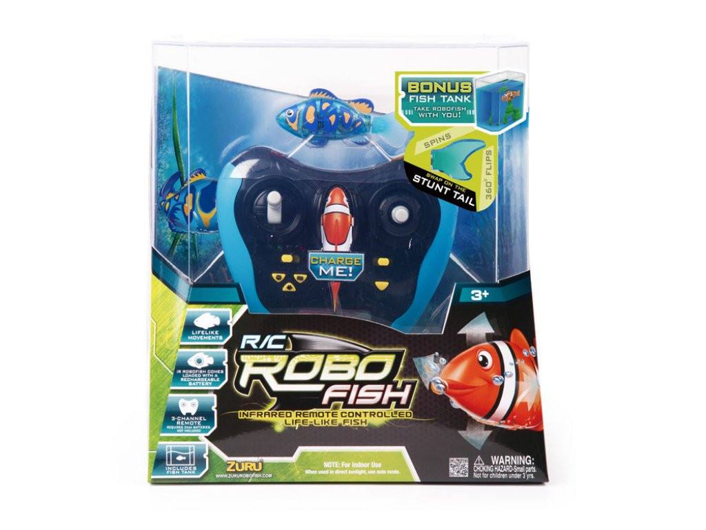 Забавни играчки ZURU RoboFish 50460