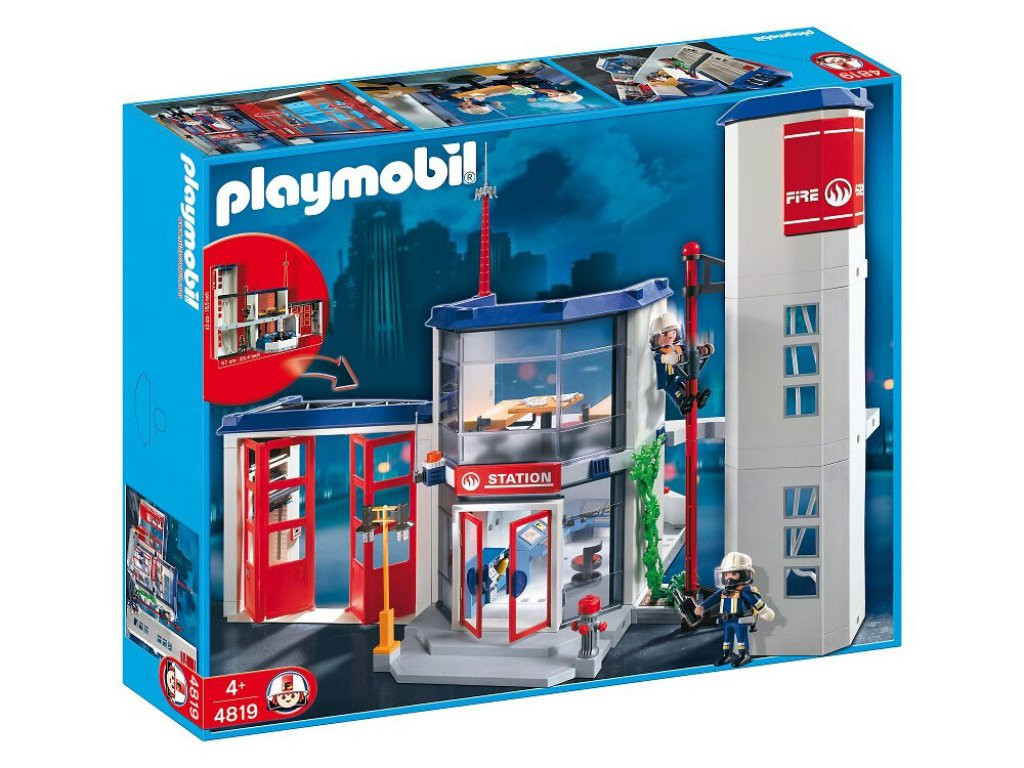 Ролеви игри Playmobil City Action 4819