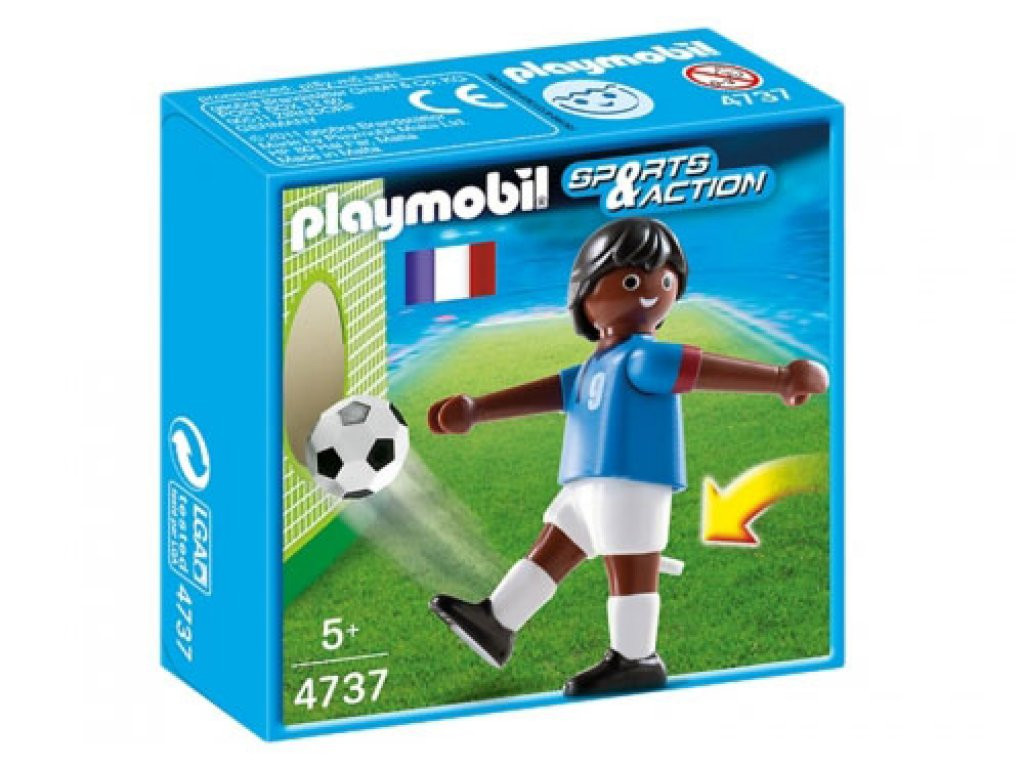 Ролеви игри Playmobil Sports & Action 4737
