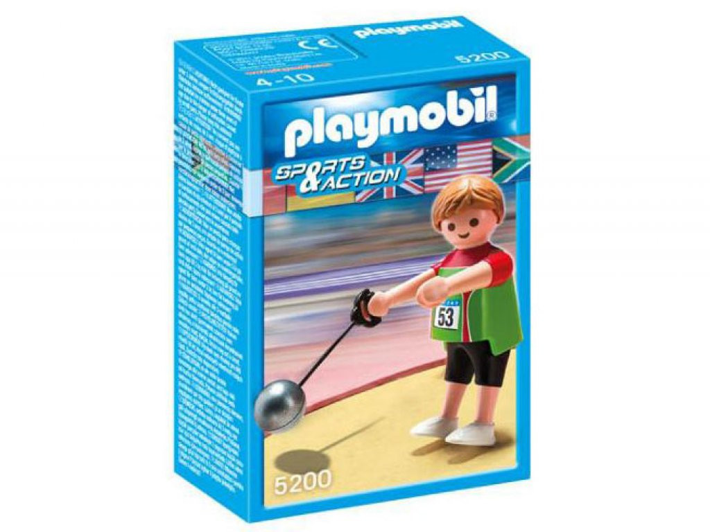 Ролеви игри Playmobil Sports & Action 5200