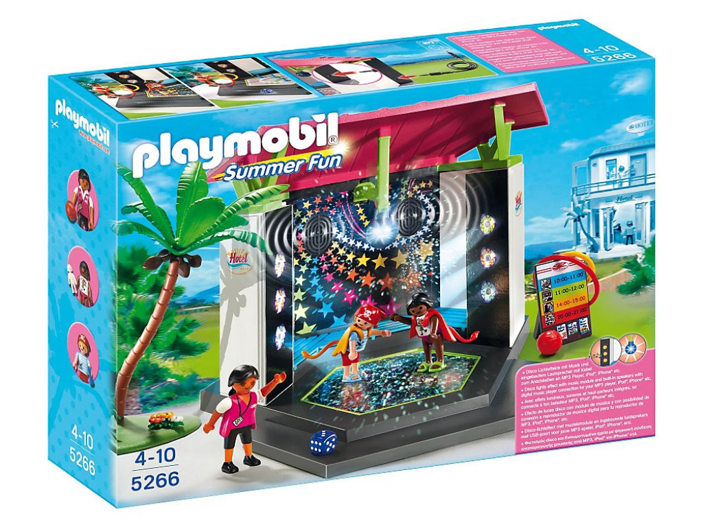 Ролеви игри Playmobil Summer Fun 5266