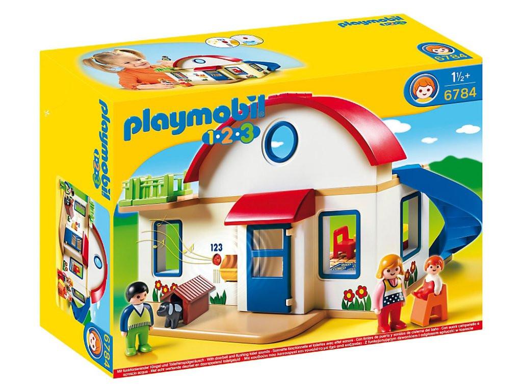 Ролеви игри Playmobil 1-2-3 6784