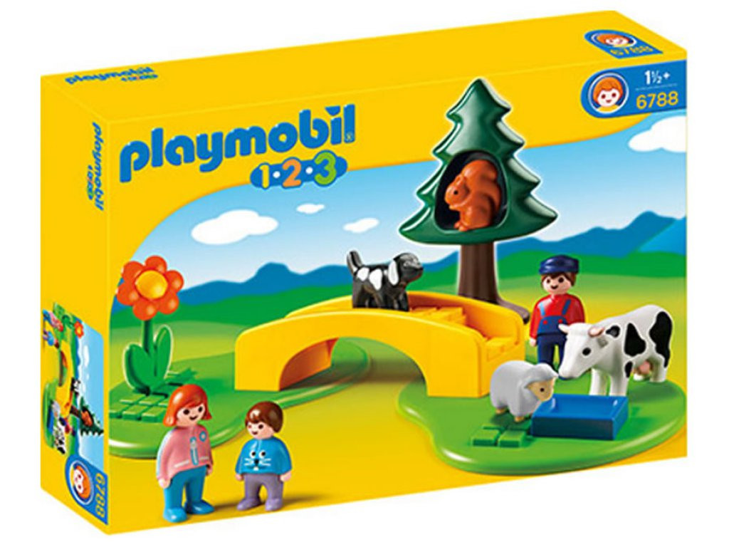 Ролеви игри Playmobil 1-2-3 6788