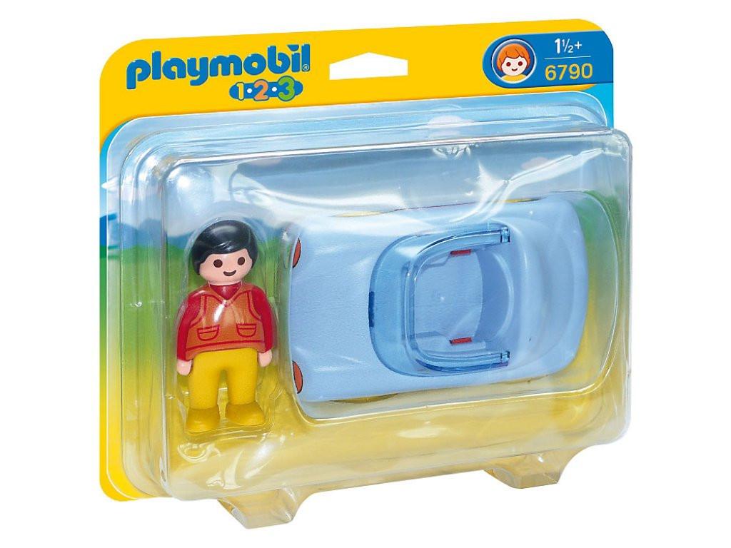 Ролеви игри Playmobil 1-2-3 6790