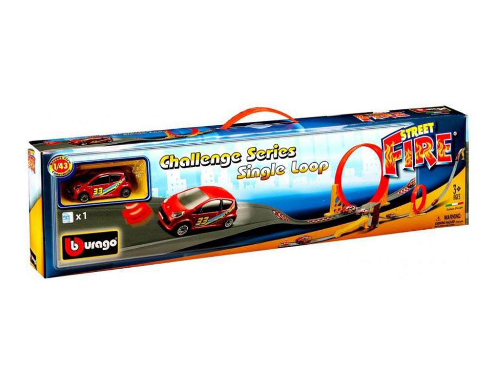 Колекционерски модели Bburago Street Fire 1:43 18-30069