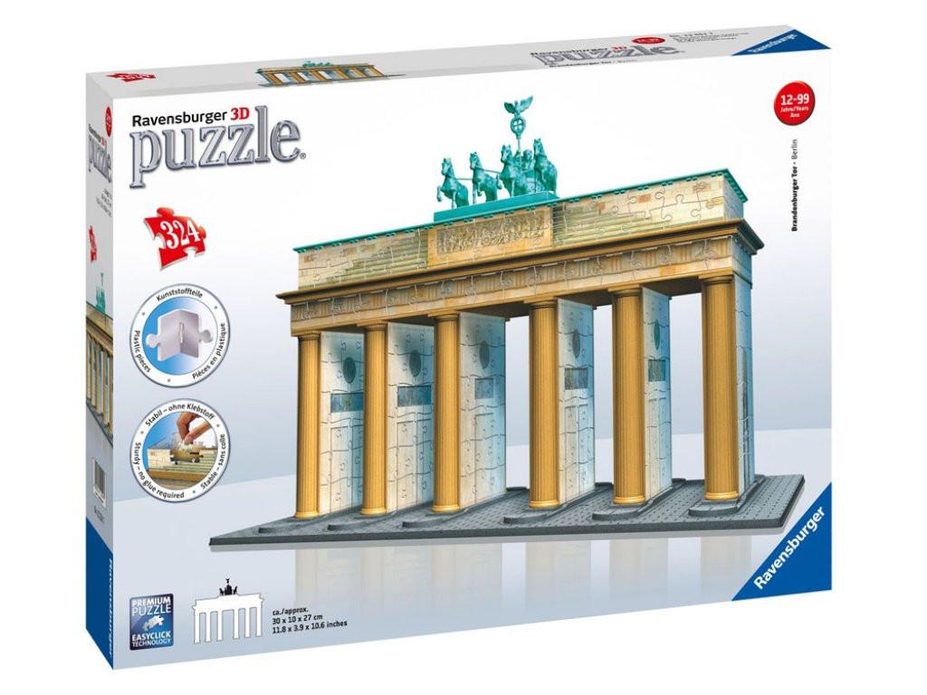 3D Пъзели Ravensburger 3D Пъзели 12551
