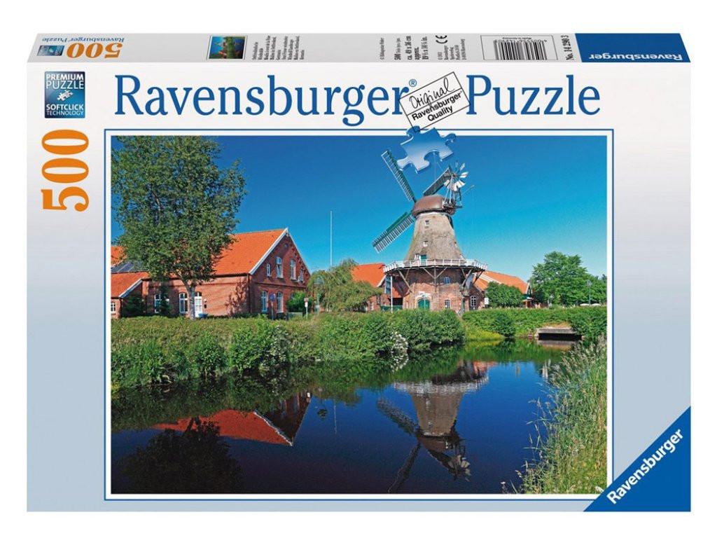 Пъзели Ravensburger Пъзели за възрастни 14290