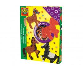 Комплект мъниста за деца коне СЕС