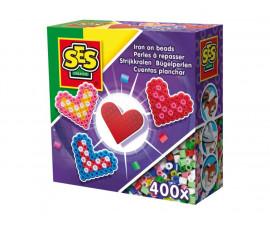 Комплект мъниста за деца сърца СЕС