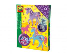 Комплект мъниста за деца вълшебни коне СЕС