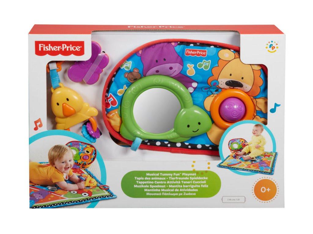 Активни гимнастики Fisher Price Играчки за новородени V3711