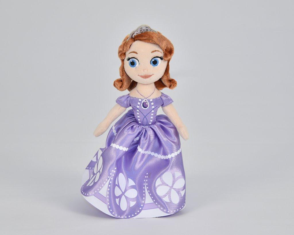 Кукли филмови герои Disney Sofia the First WD1300837