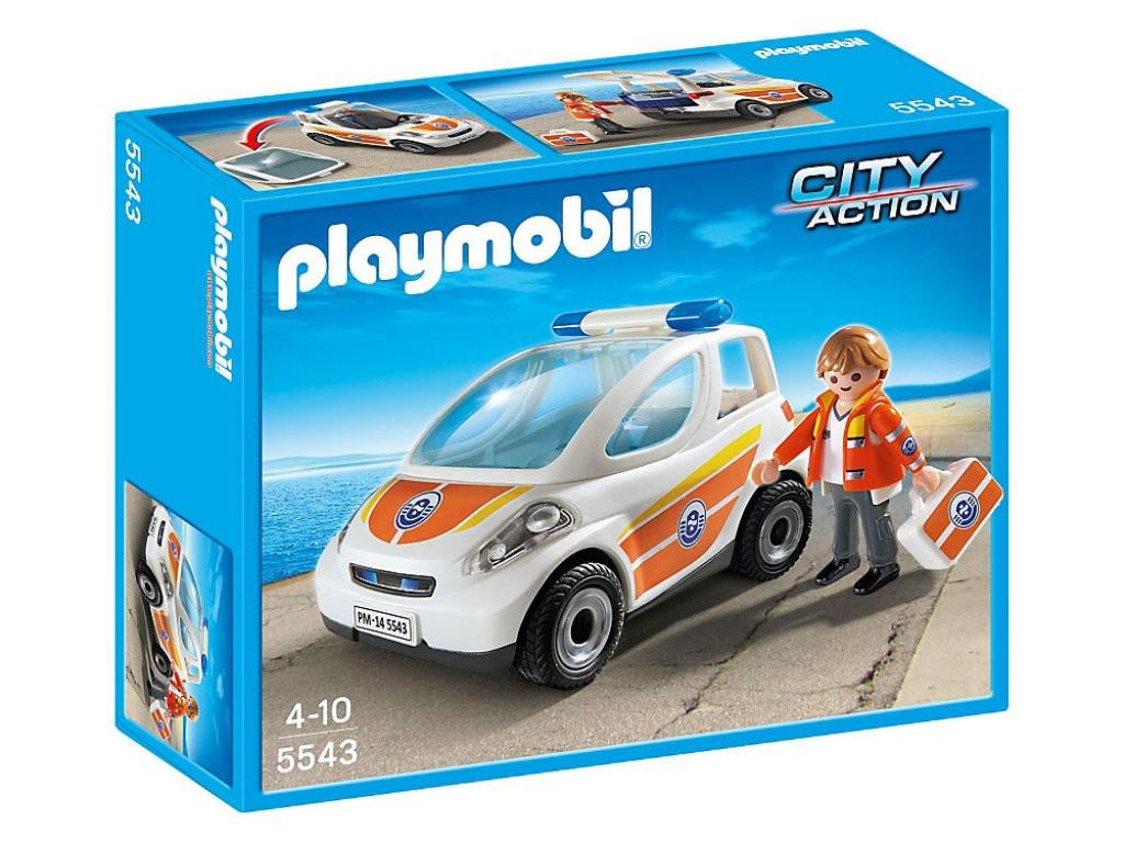 Ролеви игри Playmobil City Action 5543