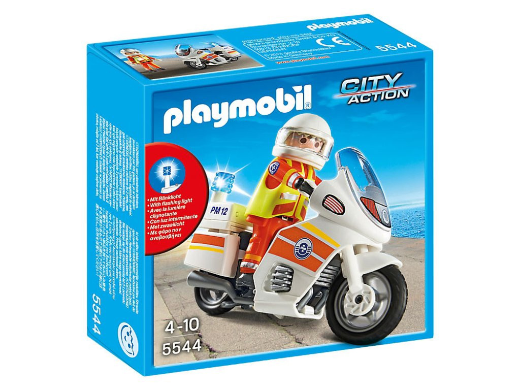 Ролеви игри Playmobil City Action 5544