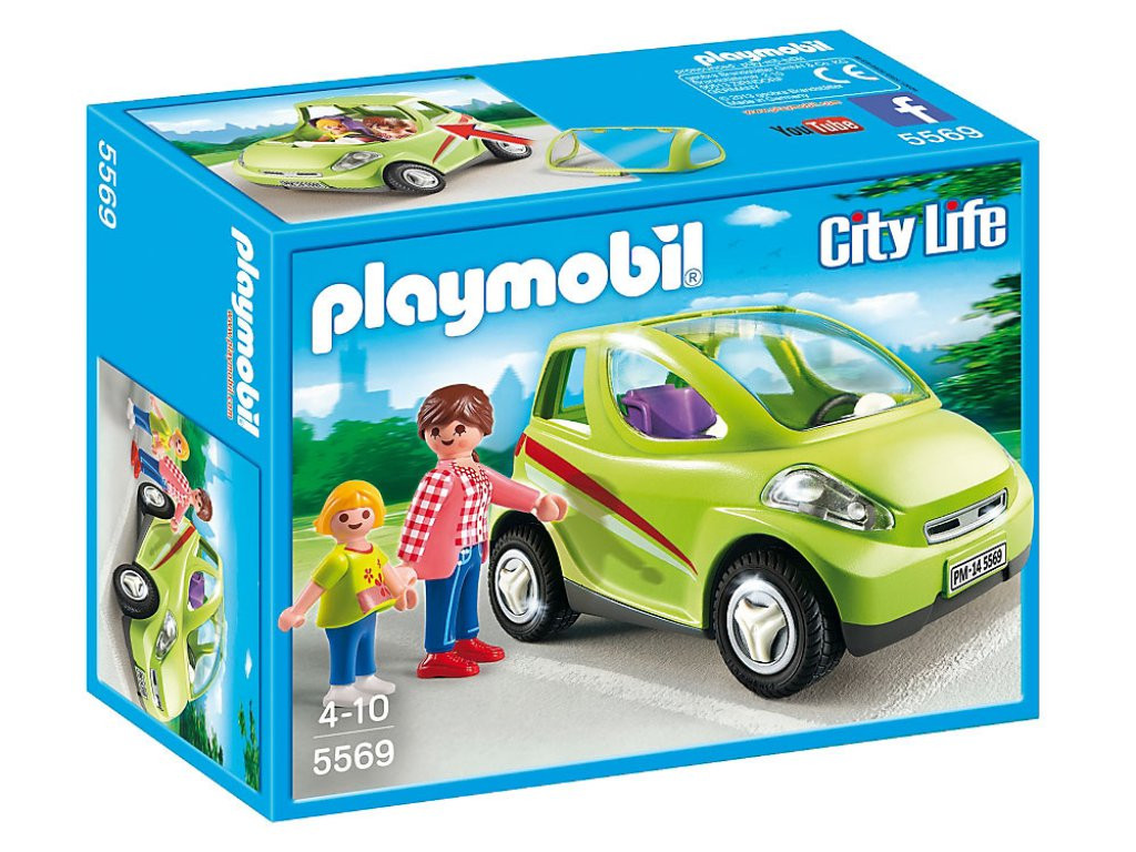 Ролеви игри Playmobil City Life 5569