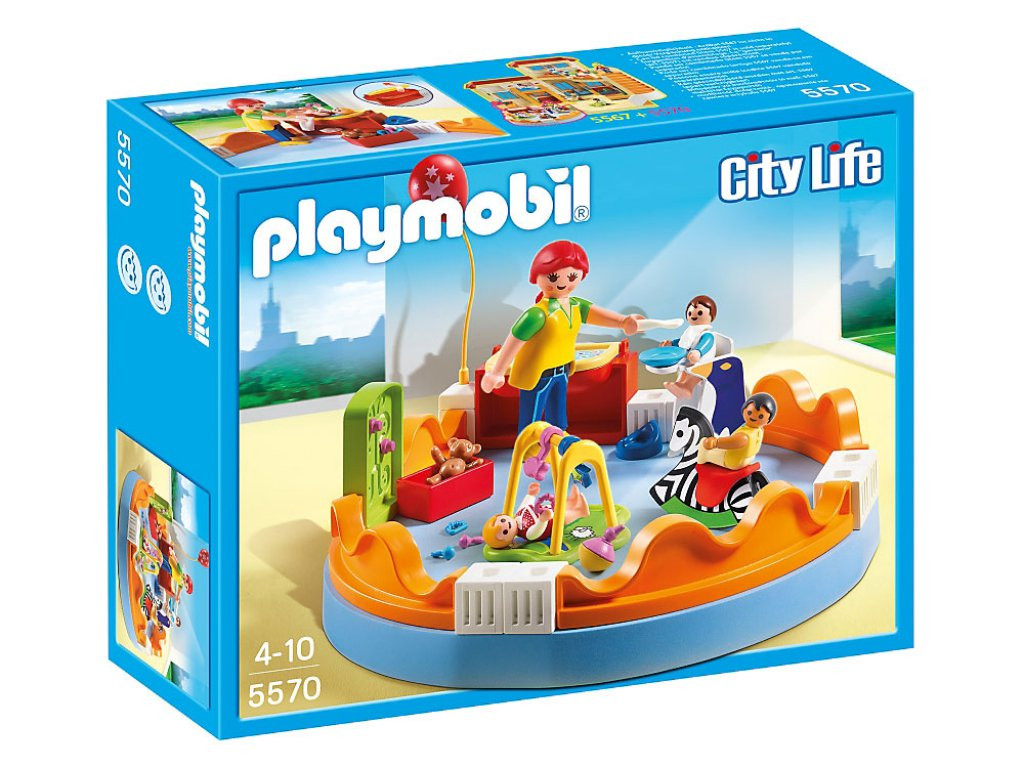 Ролеви игри Playmobil City Life 5570