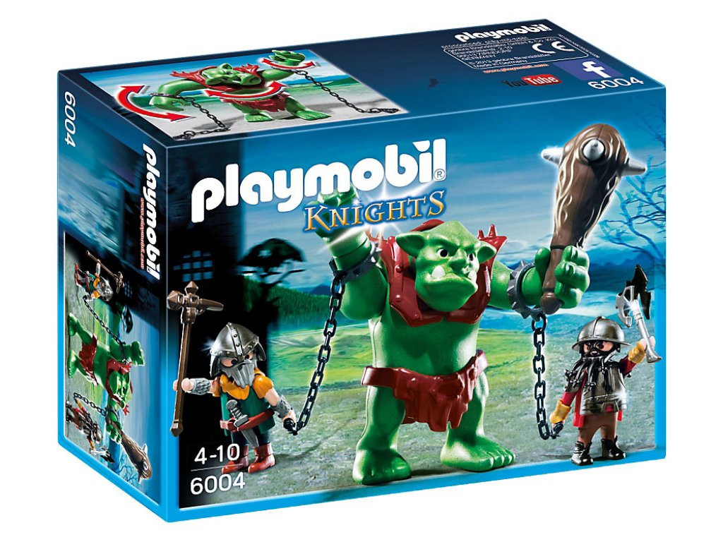 Ролеви игри Playmobil Knights 6004