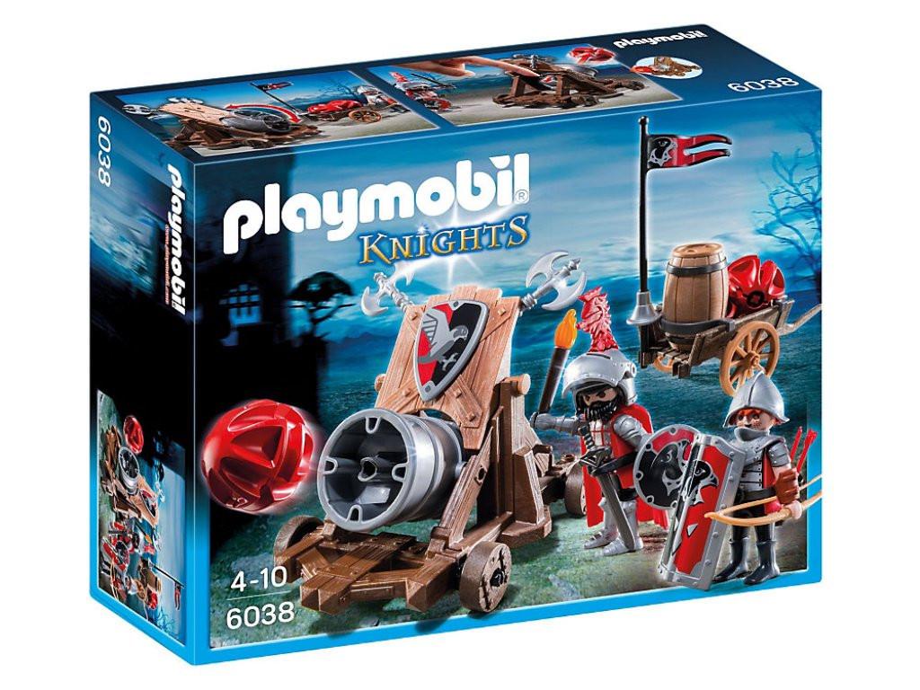 Ролеви игри Playmobil Knights 6038