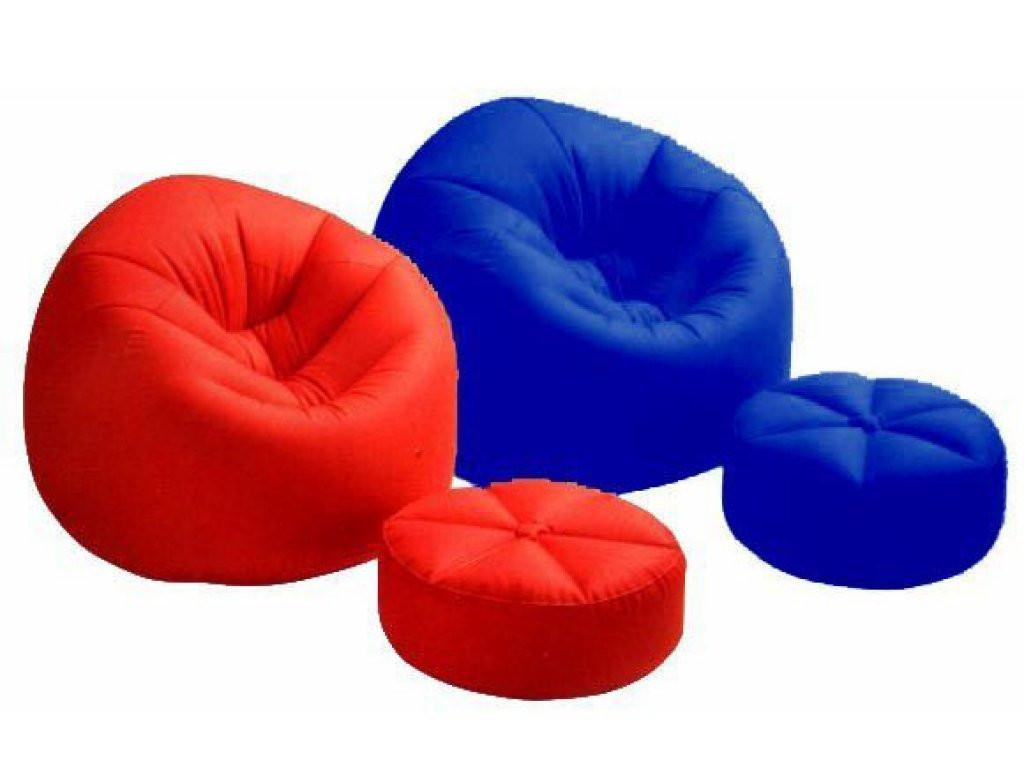 Табуретки, фотьойли и дивани INTEX Comfort Rest 68558