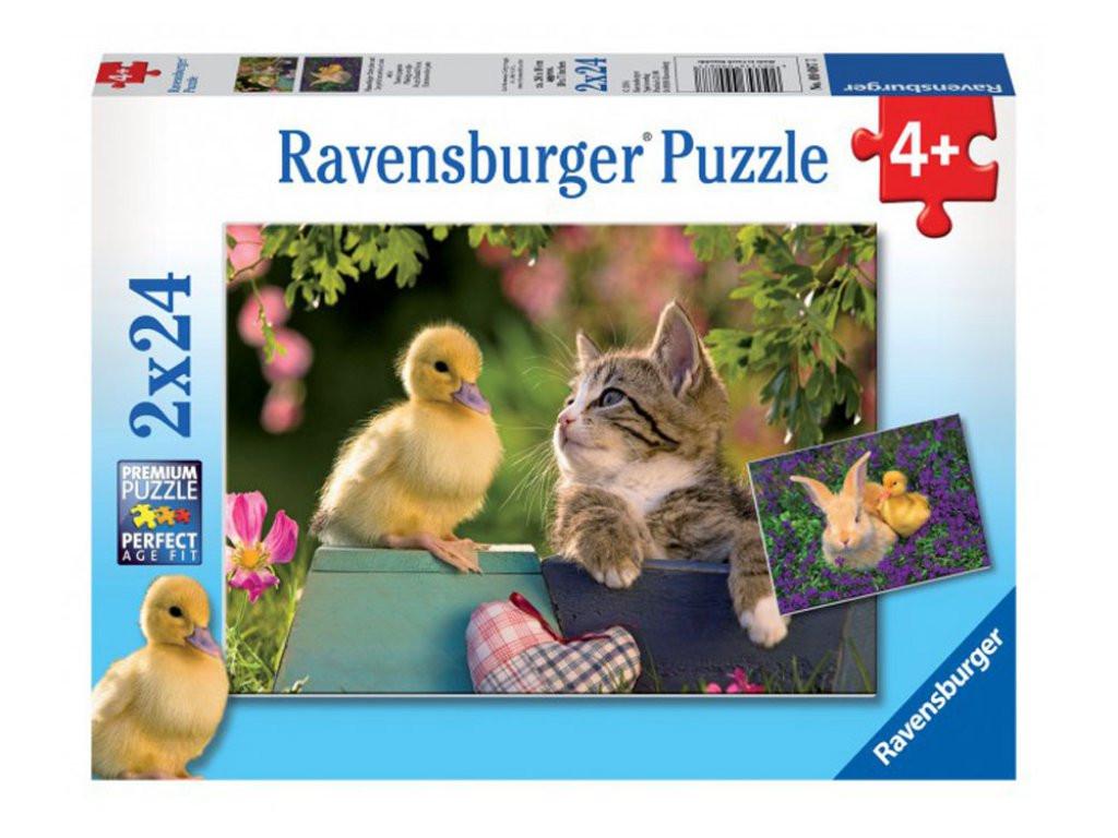 Детски пъзели Ravensburger Детски пъзели 9087