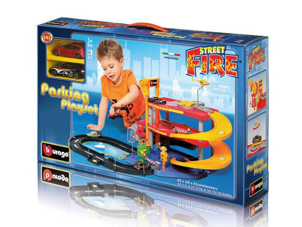 Колекционерски модели Bburago Street Fire 1:43 18-30025