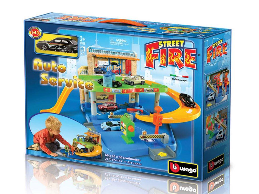 Колекционерски модели Bburago Street Fire 1:43 18-30039