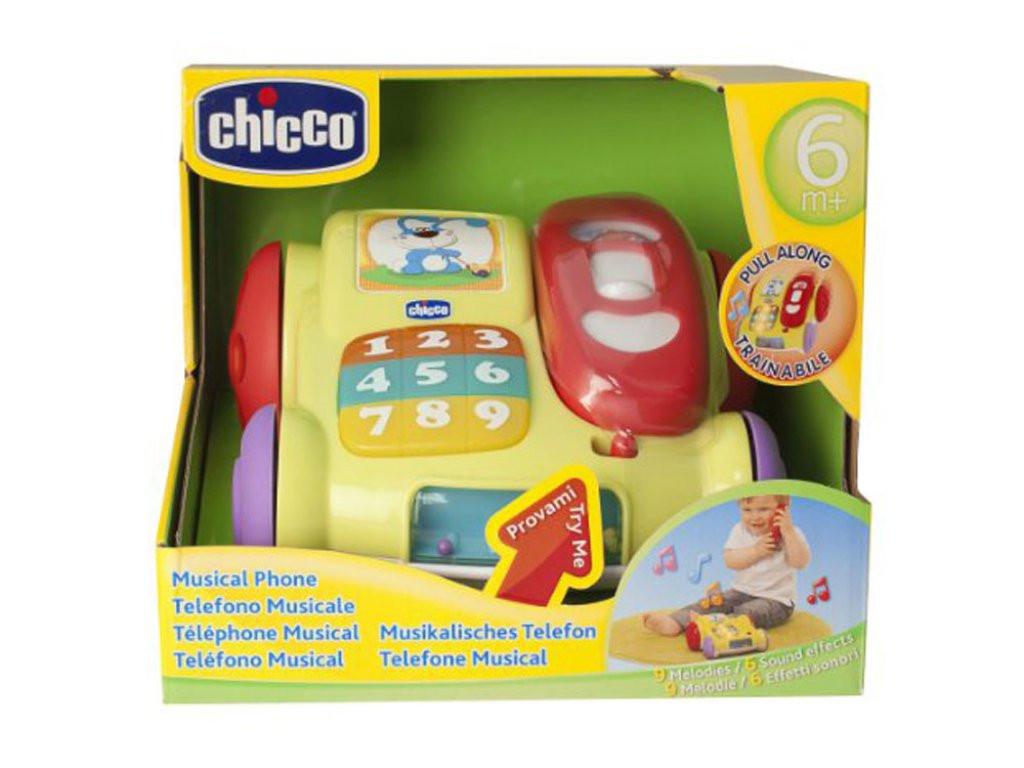 Музикални играчки Chicco Toys 5184